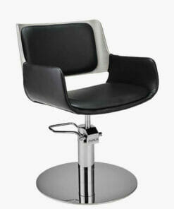 Ayala Cobalt Hydraulic Styling Chair