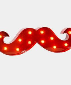 Barber Pro Moustache Light