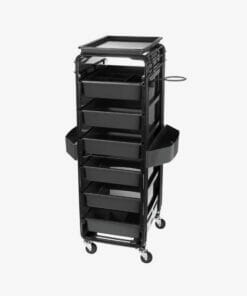 Black Control Trolley