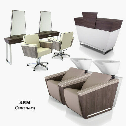 REM Centenary Salon Furniture Range for 2018
