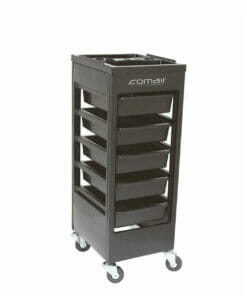 Comair Structure Black Salon Trolley
