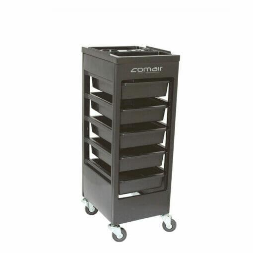 Comair Structure Black Salon Trolley