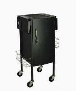 Crewe Orlando Metal Locking Trolley