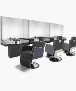 REM Aviator Barbers Furniture Package