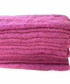 Feel For Hair Mauve Hairdressing Towels