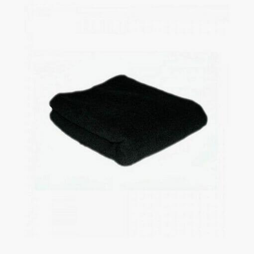 Hair Tools Black Salon Towels Pack 12