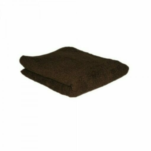 Hair Tools Chocolate Salon Towels Pack 12