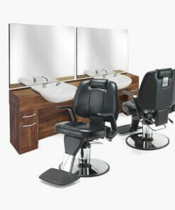 REM Maverick Barbers Furniture Package