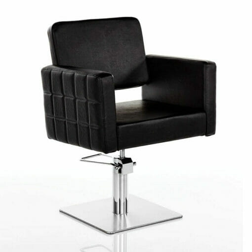 Miami Hydraulic Styling Chair in Black
