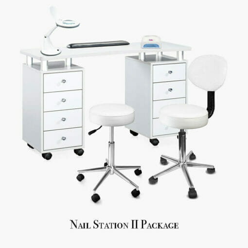 Nail Station II Beauty Package