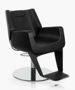 Nelson Mobilier Boss Light Barbers Chair