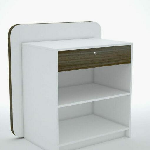 Nelson Mobilier iEco Reception Desk