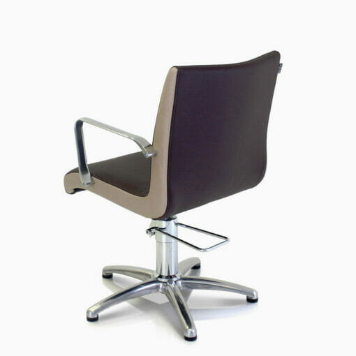 REM Ariel Hydraulic Styling Chair in Colour