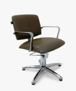 REM Atlas Hydraulic Styling Chair in Colour