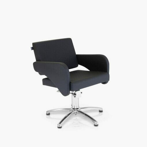 REM Havana Hydraulic Black Styling Chair