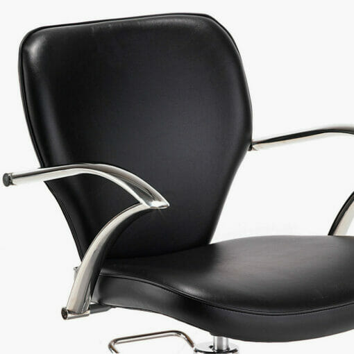 REM Miranda Hydraulic Black Styling Chair – EXPRESS DELIVERY