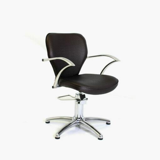 REM Miranda Hydraulic Styling Chair in Colour