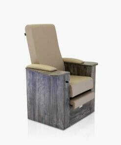REM Natura Static Back Pedispa Chair