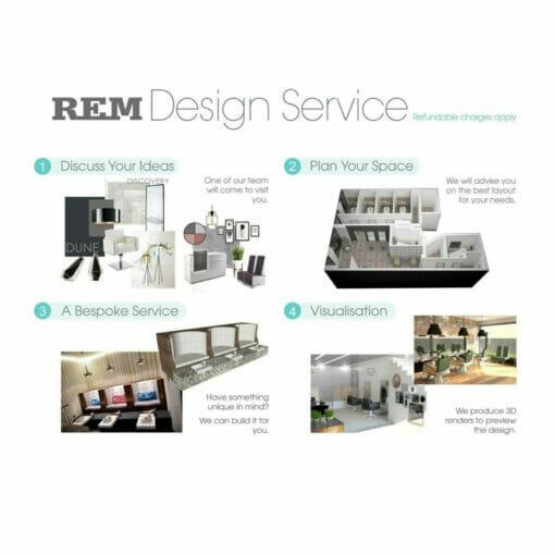 REM Salon Design