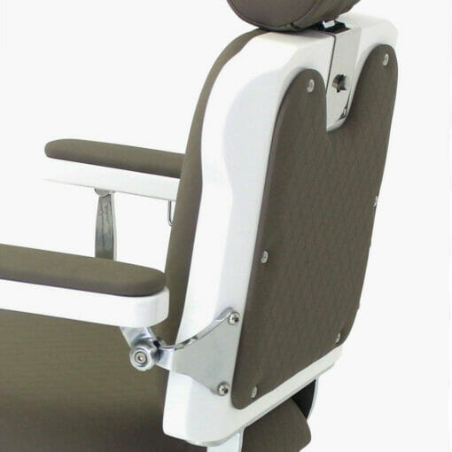 REM Vantage Barbers Chair in Colour