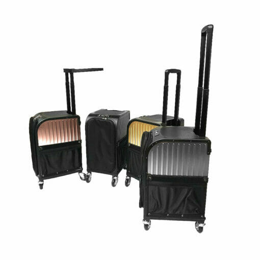 RollerCoaster Mobile Stool & Top Case Package