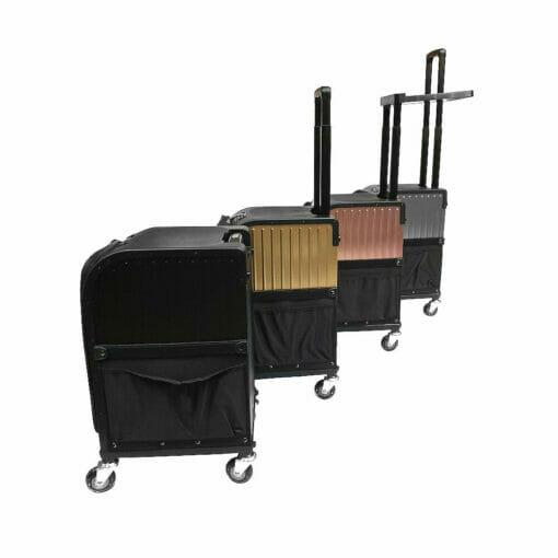 Sibel RollerCoaster Mobile StoolCase