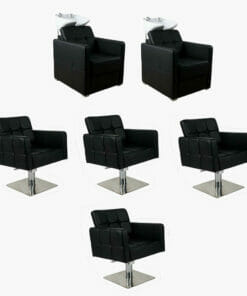Salon Fit Dakota Salon Furniture Package