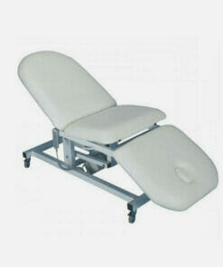 Skinmate 3 Section Electric Knee Up Couch