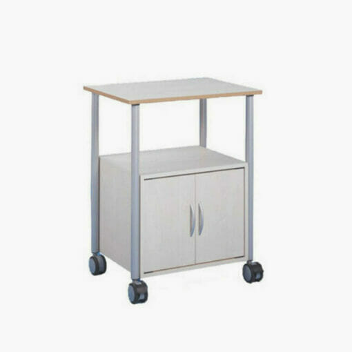 Skinmate SpaFurn Cupboard Beauty Trolley