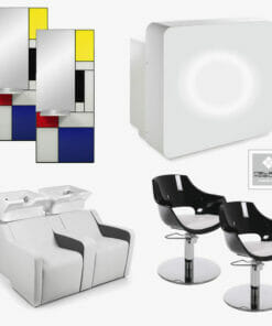 Nelson Mobilier Style Furniture Package