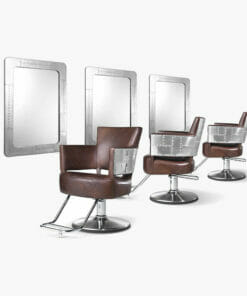 Takara Belmont Spitfire Barbers Furniture Package