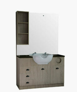 COMAIR Riga Backwash Storage Unit