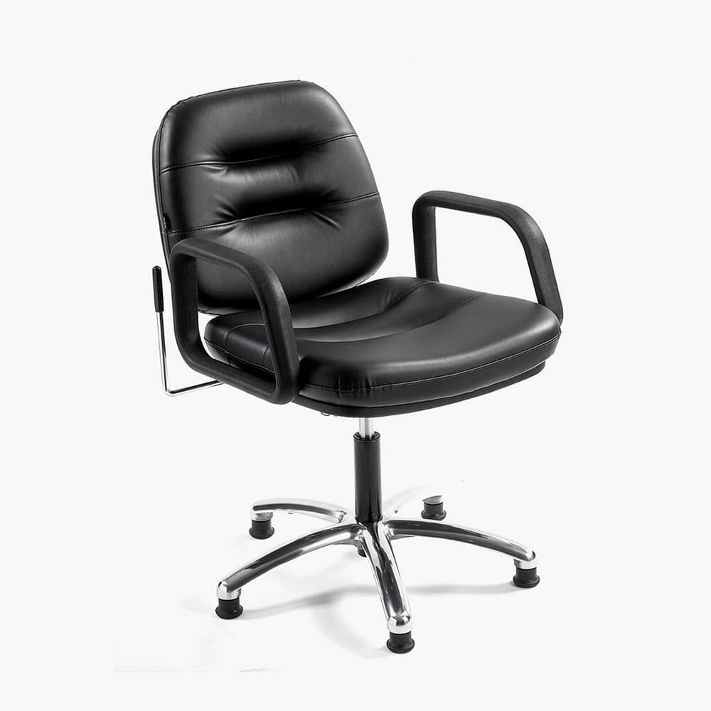 Wbx Comforto Gas Lift Reclining Chair Direct Salon Furniture
