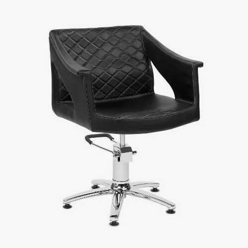Concord Black Hydraulic Styling Chair