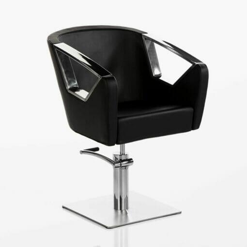 Crystal Hydraulic Styling Chair