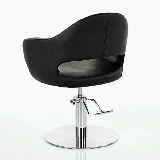 Sumo Hydraulic Styling Chair in Black
