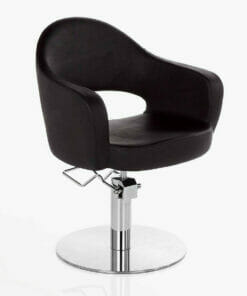 Sumo Hydraulic Styling Chair in Black