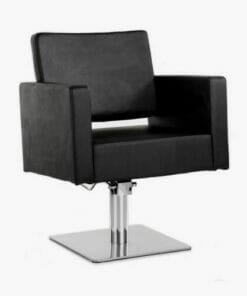 Galaxy Hydraulic Styling Chair in Black