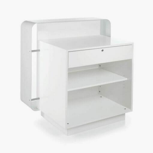 Nelson Mobilier iDesk Reception Desk