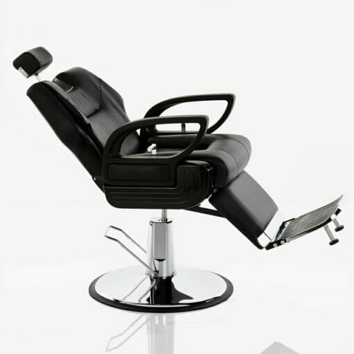 Direct Salon Furniture Inca Reclining Barbers Chair
