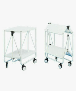 Metal Folding Trolley