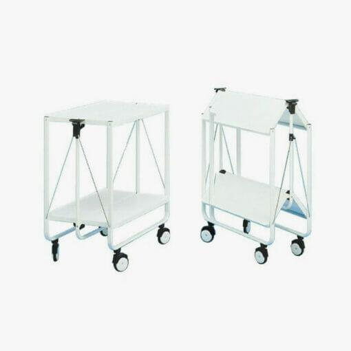 Metal Folding Trolley