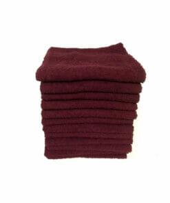 Osprey Burgundy Hairdressing Towels