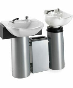 REM Aqua Pedestal Frontwash And Backwash Duo Unit