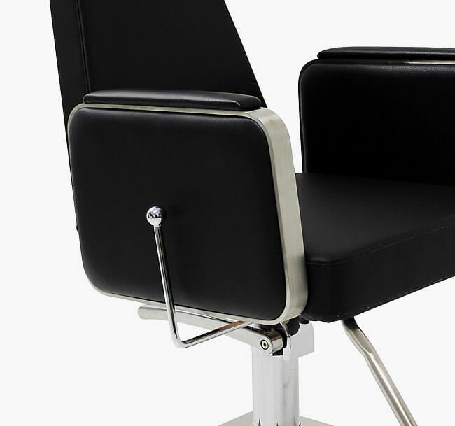 Rem Cosmetic Brow Black Reclining Chair Direct Salons Uk