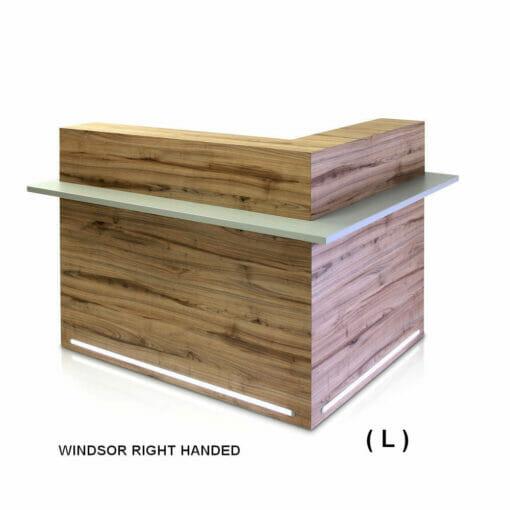 REM Windsor Large Reception Desk