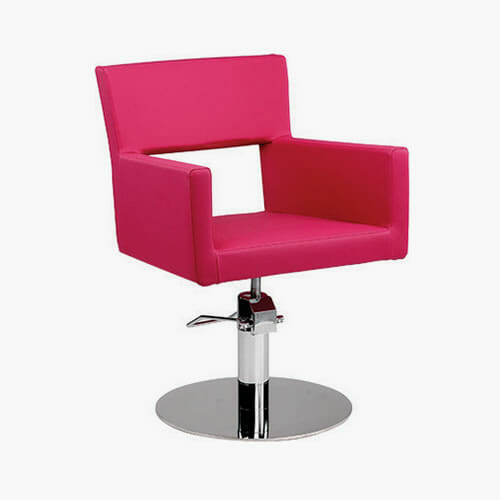 Salon chairs styling chairs direct salon furniture uk for Salon furniture