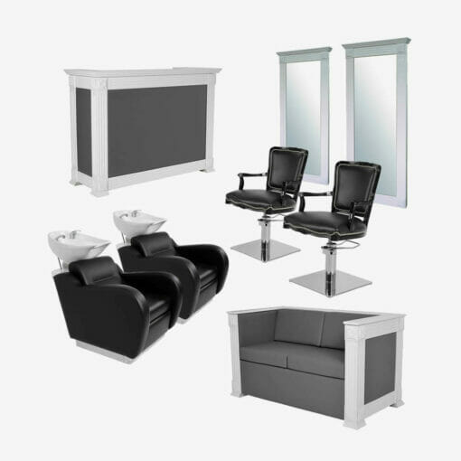 Mila Salon Furniture Package A
