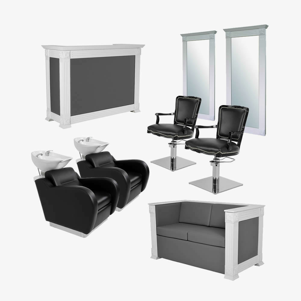 Mila Salon Furniture Package A Direct Salon Furniture
