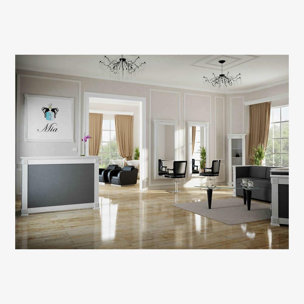 Mia Bedroom Furniture Mila Salon Furniture Package A Direct Salon Furniture